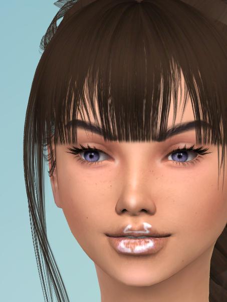 Sims 4 CC Lip Gloss – Musing Mila